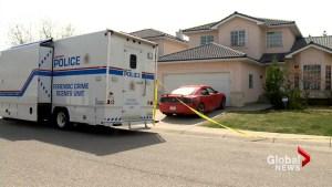 Calgary police gather surveillance video in suspicious death investigation