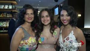 Fashion Blooms fundraiser for Pacific Autism Family Network