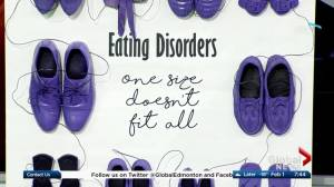 Breaking down some of the stigmas and myths around eating disorders (04:27)