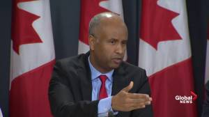 Hussen says auditor general report only looked at period of time before they started addressing issues