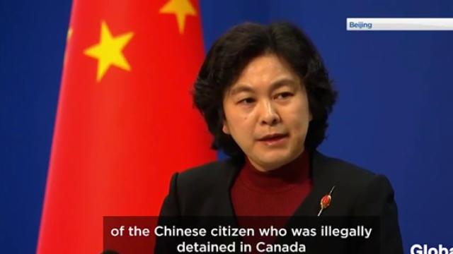 Canada demands China immediately release citizens detained in 'retaliation' arrests