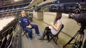 RAW: a Global News sit-down with Winnipeg Jets Coach Paul Maurice