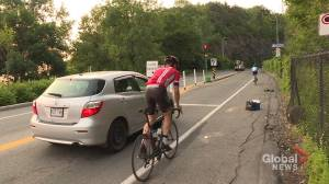 Montreal drivers concerned with changes to Camillien-Houde Way