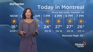 Global News Morning weather forecast: Tuesday August 20, 2019