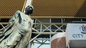 John A. Macdonald statue coming down in Victoria