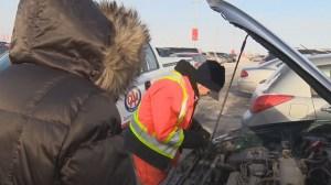 Winnipeg feeling the deep freeze