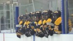 The Kingston Jr. Ice Wolves tell us how they're preparing for the playoffs on Global News Morning