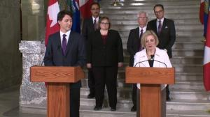 Money previously earmarked for Alberta will now be available