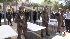 Jerusalem holy site reopens after deadly shooting