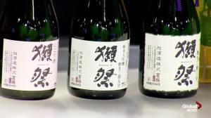 Selecting the perfect Sake