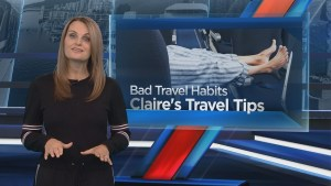 Travel: Bad travel habits