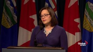 Alberta government: 30 gram possession limit aimed at traffickers