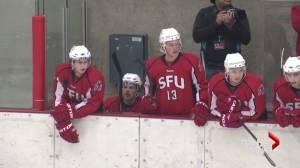 SFU could make history-making decision on hockey