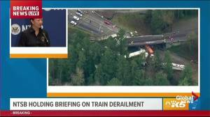 NTSB investigators have not yet spoken to Amtrak conductors, engineers following Washington derailment