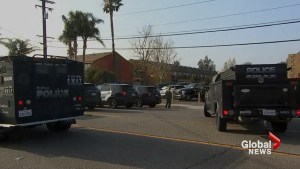 Man in custody after explosion at Sam's Club in California