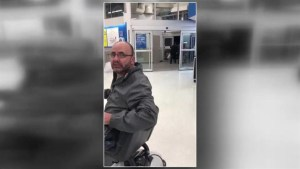 Video shows racist exchange inside Edmonton supermarket