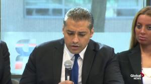 Mohamed Fahmy slams Prime Minister Harper for not supporting him during his imprisonment