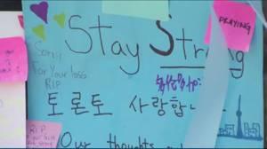 Toronto's Korean community mourns van attack victims