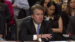 Kavanaugh says president is not immune to lawsuits