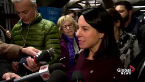 Valerie Plante on her first year in office