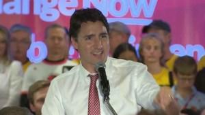 Campaign leaders make stop in New Brunswick