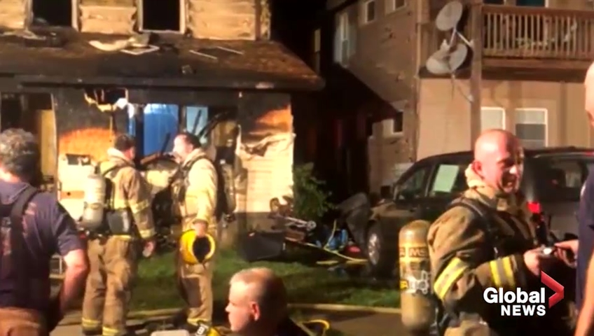 Five children dead in Pennsylvania day care fire: authorities