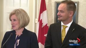 Alberta NDP announces mini cabinet shuffle