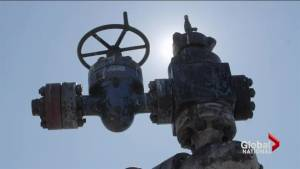 Oil companies leaving oil wells abandoned after use in Alberta