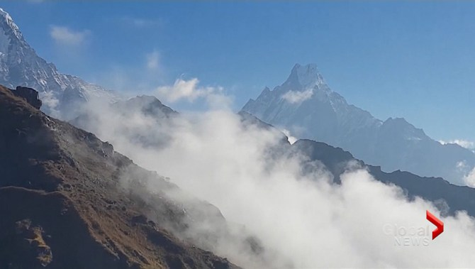 At least 7 climbers killed in Himalayas after storm sweeps through base camp in Nepal