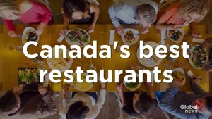 Canada's list of 100 best restaurants revealed