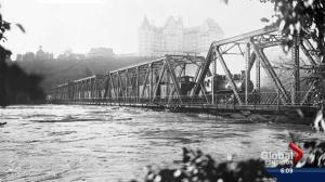 Edmonton marks 100 years since life-altering flood