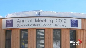 Gloomy outlook, few world leaders for Davos 2019