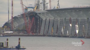 Champlain Bridge work delayed by construction setbacks