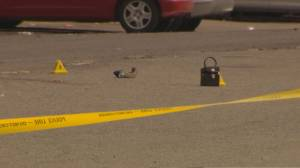 Peel Regional Police have yet to identify suspect in overnight shooting