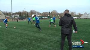 Canadian Premier League soccer kicks off in Edmonton