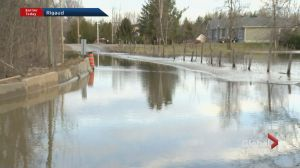 Rigaud prepared for floods