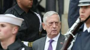 U.S. defence secretary Mattis quits over policy differences