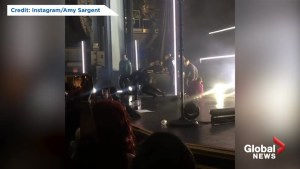 Brawl breaks out on stage at Pusha T concert