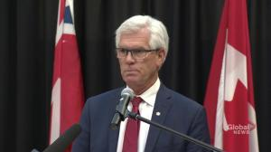 Jim Carr takes swing at Manitoba over opposition to carbon tax