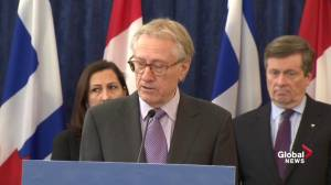 TCHC's present funding model 'unsustainable' says Eggleton
