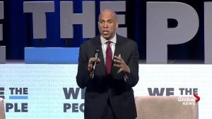 Cory Booker speaks at 'We the People' rally in Washington FULL SPEECH