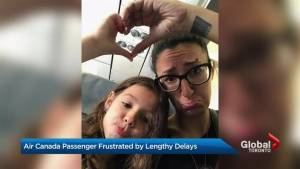 Mother, daughter delayed on Air Canada plane for 3 hours