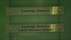 Cambridge Analytica declares bankruptcy, will shut down following Facebook scandal