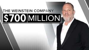 Weinstein Company on the verge of being sold off amidst scandal