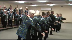 Kingston singing group gets ready for Vegas