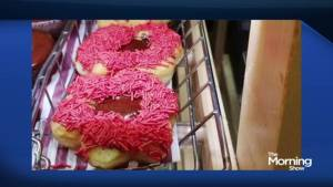 Calgary Tim Hortons in hot water for making poppy donuts