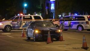 Raw: Pedestrian struck in Hochelaga Maisonneuve