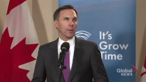 Morneau defends government response to GM closure in comparison to Alberta