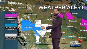 Edmonton Weather Forecast: Jan. 31