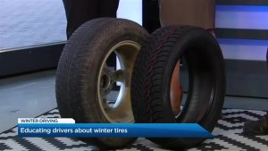 Why winter tires are important